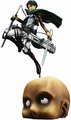 Attack On Titan Levi 1/8 Pvc Figure pre-order