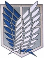 Attack On Titan Scout Regiment Large Patch pre-order