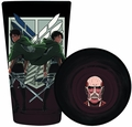 Attack On Titan Scouts Bottom Print Pint Glass pre-order