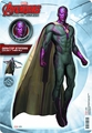 Avengers Age Of Ultron Vision Desk Standee pre-order