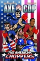 Axe Cop American Choppers #1 comic book pre-order