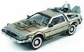 Back To The Future 3 Time Machine 1/25 Scale Model Kit pre-order