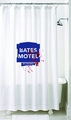 Bates Motel Shower Curtain