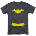 Batgirl costume mens t-shirt