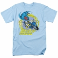 Batgirl Motorcycle DC Originals mens t-shirt