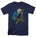 Batgirl Night Person DC Originals mens t-shirt