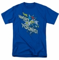Batgirl The Night is Young DC Originals mens t-shirt