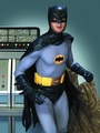 Batman 1966 To The Batmobile Maquette Diorama pre-order