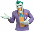 Batman Animated Series Joker Bust Bank pre-order