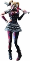 Batman Arkham Knight Play Arts Kai Harley Quinn Figure pre-order