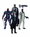 Batman Arkham Origins Action Figure 4 Pack pre-order