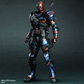 Batman Arkham Origins Play Arts Kai Deathstroke pre-order