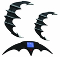 Batman & Batman Returns Batarang Rep Set pre-order
