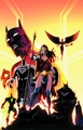 Batman Beyond Universe #10 comic book pre-order