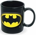 Batman Embossed Logo 20 oz. Ceramic Mug