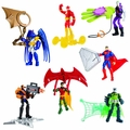 Batman Unlimited 4-Inch Basic Action Figure Asst pre-order