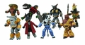 Battle Beasts Minimates Series 2 Asst pre-order