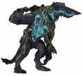 Battle Damaged Knifehead Kaiju action figure Pacific Rim Series 3