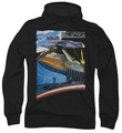 Battlestar Galactica pull-over hoodie Concept Art adult black