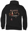 Battlestar Galactica pull-over hoodie Destiny adult black