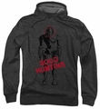 Battlestar Galactica pull-over hoodie Good Hunting adult charcoal