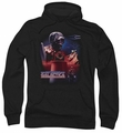 Battlestar Galactica pull-over hoodie Imperious Leader Classic adult black
