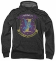 Battlestar Galactica pull-over hoodie Primas Badge adult charcoal