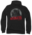 Battlestar Galactica pull-over hoodie #Toaster adult black
