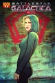 Battlestar Galactica Six #2 comic book pre-order