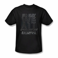 Battlestar Galactica t-shirt Together Now mens black