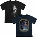 Battlestar Galactica youth t-shirts