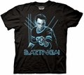 Big Bang Theory Bazinga! Glowing Sheldon mens t-shirt pre-order