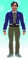 Big Bang Theory Raj 8-Inch Action Figure pre-order