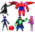Big Hero 6 4-Inch Basic Action Figure Asst pre-order