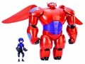 Big Hero 6 Deluxe Flying Baymax Action Figure Case pre-order