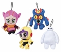 Big Hero 6 Small Plush Asst pre-order