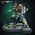 Bionic Commando Spencer 1/4 Scale Statue pre-order