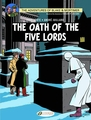 Blake & Mortimer Graphic Novel Vol 18 Oath Five Lords pre-order