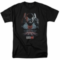 Bloodshot t-shirt Blood Lines mens black