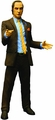 Breaking Bad Saul Px Brown Suit 6-Inch Action Figure W-Box pre-order