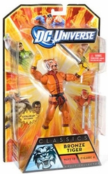 Bronze Tiger action figure DC Universe Classics Series 18 *bad packaging*
