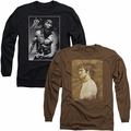 Bruce Lee adult long-sleeved shirts