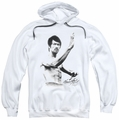 Bruce Lee pull-over hoodie Serenity adult white