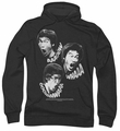 Bruce Lee pull-over hoodie Sounds Of The Dragon adult black