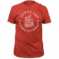 Bruce Lee spicy fitted jersey tee pre-order