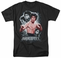 Bruce Lee t-shirt Inner Fury mens black