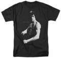 Bruce Lee t-shirt Stance mens black