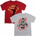 Bruce Lee teen youth t-shirts and hoodies