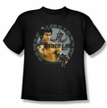 Bruce Lee youth t-shirt Expectations black