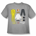 Bruce Lee youth t-shirt Lee Gift Set athletic heather